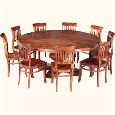 Large Square Dining Room Table