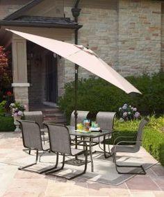 Outdoor Patio Furniture U0026 Patio Sets | Walmart Canada Intended For Walmart Patio  Sets