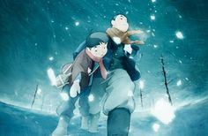 'Giovanni's Island' Production IG Anime Feature Trailer Released