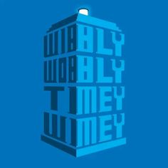 Blue Box Tees celebrates time travel, companionship, and saving the planet with out of this universe t-shirt designs for time lord fans worldwide Doctor Who Art, 12th Doctor, Doctor Who Tardis, Doctor Who T Shirts, Sci Fi Shows, Police Box, Bad Wolf, Time Lords, Blue Box