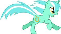Lyra Heartstrings harpflank running by uxyd.deviantart.com    Favorite pony!