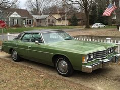 1974 Ford Galaxie 500 (MN) - $8,500 Please call John @ 763-443-9916 to see this 500.