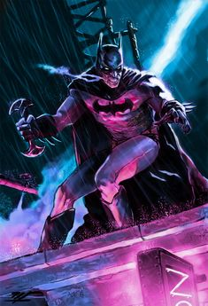 Bruce Wayne, otherwise popularily known as Batman, is a fictional superhero character created by DC Comics. Unlike other superheroes, Batman does not posse