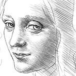 "DrawSpace features dozens and dozens of free drawing lessons written by Brenda Hoddinott which can be viewed online or downloaded as pdfs.  Click the ""Lessons"" tab at the top."