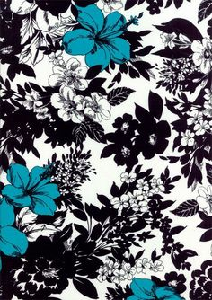 illustration, art, line drawing, black, white Flower Pattern Design, Pattern Art, Flower Patterns, Black Pattern, Motif Floral, Arte Floral, Floral Prints, Whatsapp Wallpaper, Wallpaper Backgrounds