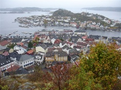 Kragero, Norway. The port of departure for my Norwegian ancestors in 1861