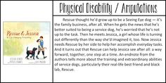 Children's Books That Include Characters with Disabilities Disability Awareness, Best Novels, Learning Disabilities, Special Needs, Book Lists, Children's Books, Growing Up, Lab, This Book