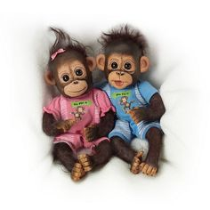 Poseable Twin Baby Monkey Doll Set By Cindy Sales: He Did It, She Did It by The Ashton-Drake Galleries The Ashton-Drake Galleries http://www.amazon.com/dp/B00J3DQE00/ref=cm_sw_r_pi_dp_hntnwb184M9MK