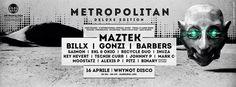 Metropolina delux edition.