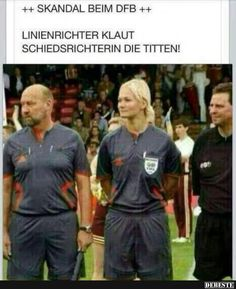 Skandal beim DFB..