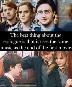 You know you're a bandie/HP nerd when you noticed this through the tears