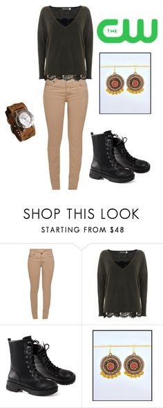 """""""Jane The Virgin"""" by blueyekittan29 on Polyvore featuring Barbour, Mint Velvet and Nemesis"""