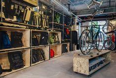 Factory 5 bike shop | Shanghai, China