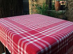Home & Living Kitchen & Dining Linens Table Linens Tablecloths Kitchen Linen Dining Tablecloth Cotton Picnic Throw Sofa Throw Blanket Picnic Throw