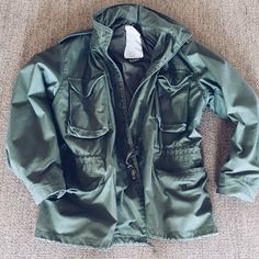 MY Classic #fieldjacket #alpha Made in USA