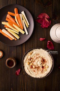 Hummus - przepis