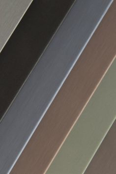 VMZINC coils are available in seven different colors, and may be purchased directly from Umicore Building Products USA to create your own custom or standard panel for either the roof or façade applications.
