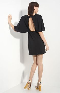 Tracy Reese cape back