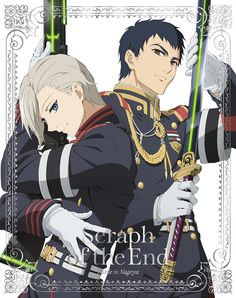 BD/DVD -終わりのセラフ/Seraph of the End animated TV series-