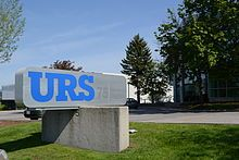 URS Corporation - Wikipedia, the free encyclopedia