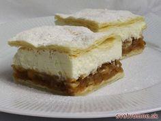 Jablkový krémeš • Recept | svetvomne.sk