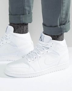 Air Jordan One #white
