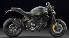 Ducati Monster Diesel launched