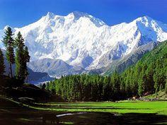Nanga Parbat,Pakistan 8,126m 9th