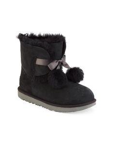 13272c268a8c61 Ugg Australia Kid s Gita Shearling Boots - Chestnut 13 (Child)