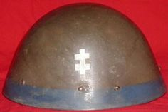 Slovak helmet
