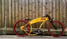 """RUFF CYCLES LATEST CREATION - """"SHELLY"""""""