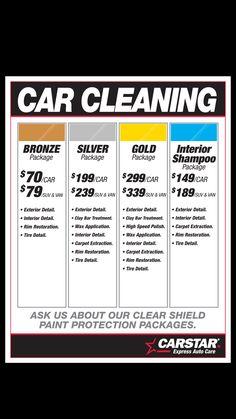 Car Wash Services Price List Philippines