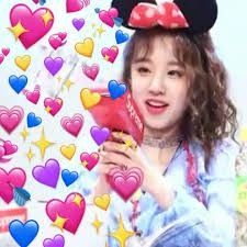 """miyeon day🥳 בטוויטר: """"Gidle memes✨ i don't have much so u can add some to this as well. Meme Pictures, Reaction Pictures, Heart Meme, Cute Love Memes, Kpop Memes, Everything And Nothing, All The Things Meme, Quality Memes, Wattpad"""