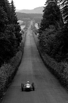 formula one | racing | cars | alps | mountains | helmets | manicured | vintage | www.republicofyou.com.au