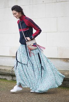 Paris Fashion Week Street Style Fall 2016: The Most Inspiring Outfits   StyleCaster