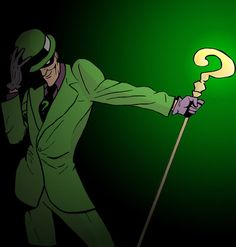 Which Batman Villain Are You? I got The Riddler! My favorite Batman villain :) The Riddler, Dc Comics, Batman Comics, Batman Vs, Batman Arkham, Batman Robin, Comic Art, Comic Books, Arkham Asylum