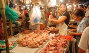 """Wet Market in place of Cavite. Most Caviteneo are preferred buying goods here because it's more affordable and """"tipid"""".and for being practical. Exotic Beaches, Tropical Beaches, Consumer Culture, Philippines Culture, Enjoy The Sunshine, Crystal Clear Water, Tourist Spots, Slice Of Life, Food Industry"""
