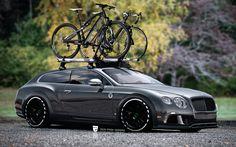 Bentley - Bentley Continental GT Shooting brake - News