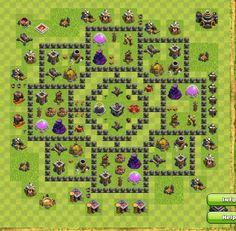 Base Th  Farming