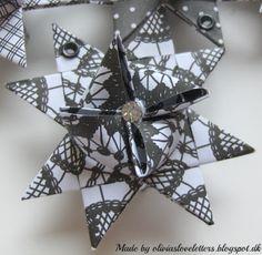 Olivias Loveletters: Stjerner til jul