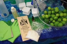 Aromatherapy Workshop for teens and adults at the Richmond Public Library Main Branch.