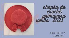 Crochet Videos, Mascara, Hats, Youtube, Fashion, Crochet Accessories, Bikinis, Crochet Pouch, Spring Summer