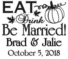 Eat, Drink and be Married TWC-6686