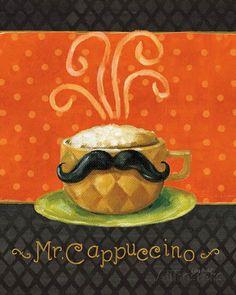 Cafe Moustache IV (Lisa Audit)