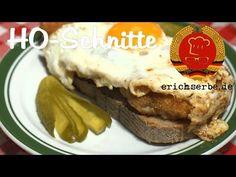 HO-Schnitte (von: C. Krüger) - Essen in der DDR: Koch- und Backrezepte für ostdeutsche Gerichte | Erichs kulinarisches Erbe