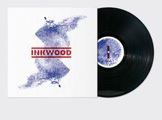 atelier à propos pour Inkwood, identité visuelle, vinyle.
