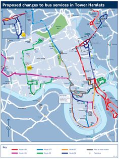 Consultation for routes 108, 135, 277, D3, D7 & D8 and A Buses Bill