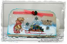 TLC Designs creates with Bright, Bold and Beautifully Inspired Crafting Products Christmas Settings, Christmas Cards, Copic Markers, New Artists, Digital Stamps, Vintage Christmas, Inspirational, Times, Create