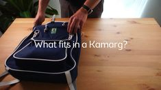 What fits in a Kamarg?