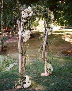 как сэкономить на декоре свадьбы, реквизит